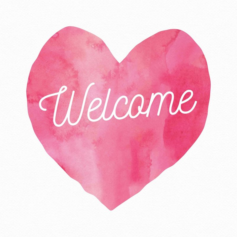 Welcome Pleased to make your acquaintance!