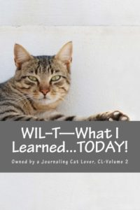 WIL-T―Owned by a Journaling Cat Lover, Vol 2