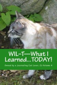 WIL-T―Owned by a Journaling Cat Lover, Vol 4