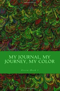 Celebration of Color Collection-Green Book 1