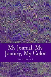 Celebration of Color Collection-Violet Book 1