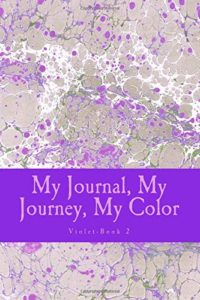 Celebration of Color Collection-Violet Book 2