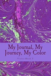 Celebration of Color Collection-Violet Book 3